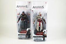Assassin's Creed  Ezio Auditor -  Altair Ibn-La'Ahad Action Figure Lot