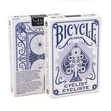 Bicycle - Cyclist - BLAU Poker Spielkarten