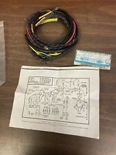 1938 FORD V8 DASH COWL WIRE WIRING HARNESS NEW NORS 720