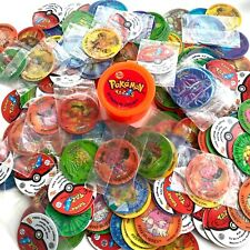 2001 POKEMON TAZO'S - Vintage- Walkers Tazos/Pogs - Take your pick in drop down