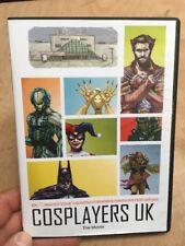 Cosplayers UK:The Movie(UK DVD)MCM Expo London Comic Con 2011 Superhero Dress Up