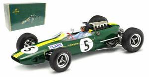 Spark 18S416 Lotus 33 #5 British GP 1965 - Jim Clark World Champion 1/18 Scale