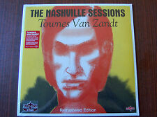 Townes Van Zandt-The Nashville Sessions 180g LP NEW-OVP 1974/2014