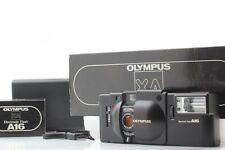 【NEAR MINT+++ in Box】 Olympus XA Rangefinder 35mm Film Camera w/ A16 From Japan