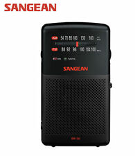 Sangean SR35 Pocket Radio - Black