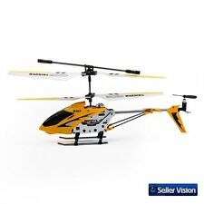 Metal RAPTOR Radio-Controlled Helicopters
