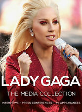 LADY GAGA New Sealed 2017 CAREER SPANNING INTERVIEWS & MORE DVD