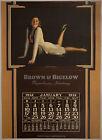 Vintage 1932 Brown & Bigelow Rolf Armstrong Calendar Sample You'd Be Surprised