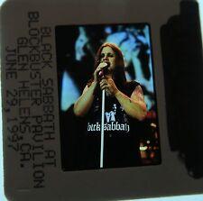 BLACK SABBATH Ozzy Osbourne Iron Man Paranoid The Wizard  ORIGINAL SLIDE 5
