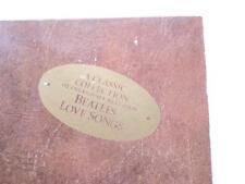 THE BEATLES  LOVE SONGS ORIGINAL  1977  GERMAN  LP EXCELLENT