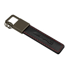 Genuine Mercedes-Benz Key ring traffic red - B6 695 3337