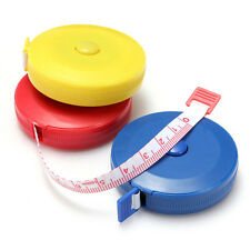 """New 60"""" Sewing Tailor Craft Soft Flat Tape Body Measure Flexible Ruler Band Tape"""