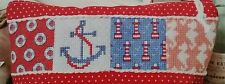 '26 Nautical patchwork motifs's Design by Jane Henderson (D44) cross stitch chart