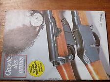 $$w Revue Gazette des armes N°103 AP 80 Armi Jager  Plain Rifle  2nd Empire