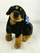 Lou Rankin Applause Ethan Rottweiler Plush Dog Retired 2001