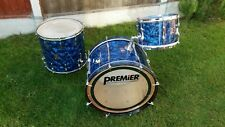 Vintage Premier Drum Kit shell pack