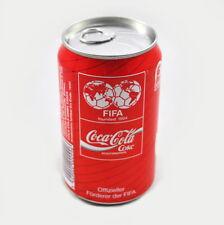 """Coca Cola Dose """"FIFA"""" mit Inhalt, voll, ungeöffnet, unopend can Germany 1990"""