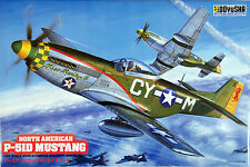 Doyusha 400630 P51D Mustang 1/32 Scale Plastic Model Kit