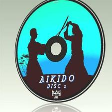 YOSHINKAN AIKIDO TRAINING DVD VOL 1, EASY TO FOLLOW 2 HR+ VIDEO TUTORIAL NEW DVD