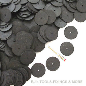 50 RESIN CUTTING DISC KIT FOR ROTARY TOOL & DREMEL ACCESSORIES CRAFT, HOBBY TOOL
