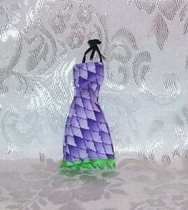 New MATTEL GENUINE MONSTER HIGH THE GORGON GIRL DOLL GOTH DRESS CLOTHES