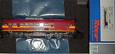 PKP M62 1688 Diesel Locomotive Taiga Drum DSS Roco 36241 TT 1:120 NIP #HL2 µ