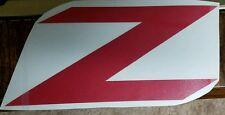 """""""Z"""" Decal, """"BUY 3 & GET 1 FREE"""" Emblem, Sticker, Vinyl, CR-Z, 350-Z, 370-Z,"""