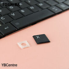 Single Key Toshiba Satellite C850 C850D C870 C855 clip + rubber + cap