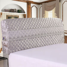 Soft Headboard Covers Dustproof Stretch Wood Bed Headboard Cover 180cm