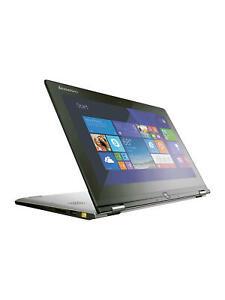 "Lenovo Yoga 2 11.6"" Intel Pentium N3540 4GB RAM 500GB SSD Silver - UK Seller"