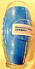 Desmond's Candles Homemade Scented Dallas Cowboys (Spring Linen) Soy Jar Candle