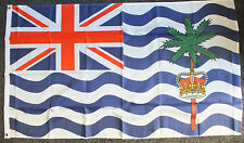 British Indian Ocean Territories Flag Holiday Sea Royal Diego Garcia Army Base