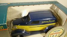 Liberty Classic SpecCast 1937 Chevrolet Master 1/25 Diecast Bank Goodyear Tires