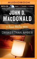 Travis Mcgee Mysteries: Darker Than Amber 7 by John D. MacDonald (2014, MP3...