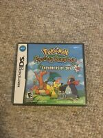 Pokemon Mystery Dungeon: Explorers of Sky DS - Tested and Working