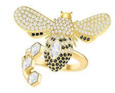 Swarovski 5409025 Lisabel Ring Gold tone Size 60  RRP $249