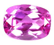12.50Ct High Demanding Rare Pink Sapphire Cushion Loose Gemstone Certified A1265