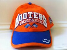 Rare Vintage Hooters Energy Racing Orange Ball Cap Hat Size L/XL NEW!