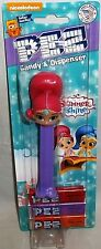 Niockelodeon SHIMMER AND SHINE Pez Dispenser  SHIMMER [Carded]