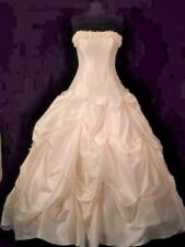 MAGGIE SOTTERO & Midgley Couture Bridal Ball Gown Wedding Dress Ivory; Size 8