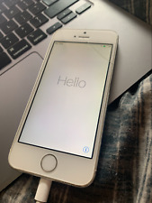 Apple iPhone 5s - 32GB - Silver (Unlocked) A1457 (GSM)