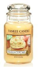 Yankee Candle Giara profumata Vanilla Cupcake Grande - Candele profumate
