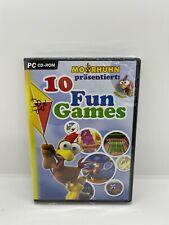 Moorhuhn 10 Fun Games PC CD ROM