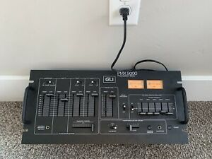 Vintage GLI PMX 9000 Preamplifier Mixer DJ Made In Japan