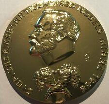 Nobel Souvenir Prize Medal in Economic Sciences Sveriges Riksbank RARE Sweden US