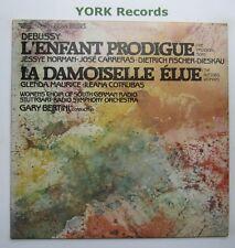 PAD-128 - DEBUSSY - L'Enfant Prodigue NORMAN / CARRERAS - Ex Con LP Record