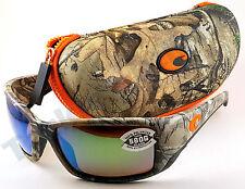 Costa BL69OGMGLP Blackfin Sunglasses 580G Green Mirror Lens Realtree Xtra Camo