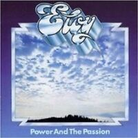 "ELOY ""POWER AND THE PASSION"" CD NEW+"