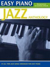 Easy Piano Jazz Anthology Easy Piano Sheet Music Instrumental Album
