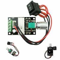 6-24V 3A DC Motor Speed Controller Pulse Width PWM Speed Regulator Switch